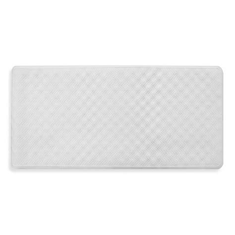 bathtub rubber mat buy ginsey rubber bath mat from bed bath beyond
