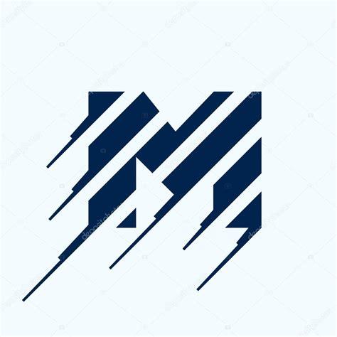 letter template design vector m letter design cover letter exles