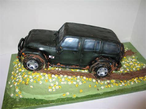 jeep cake jeep wrangler cake cakecentral com