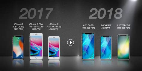 iphone lineup apple files for 2018 iphone lineup in eurasian database ahead of fall release two additional