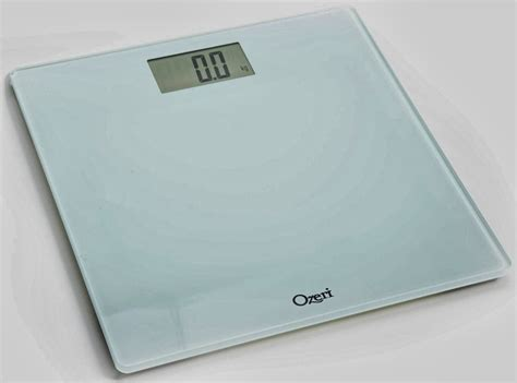 lil debi as ozeri precision digital bathroom scale