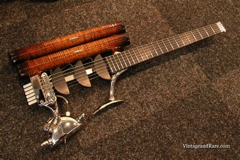 Tesla Guitar Ulrich Teuffel From Teuffel Guitars Presenting Birdfish