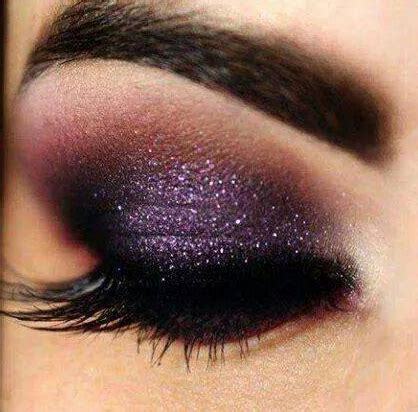 brillantina para ojos maquillaje con glitter para el d 237 a www maquillajeelenahiguera com maquillaje glitter para