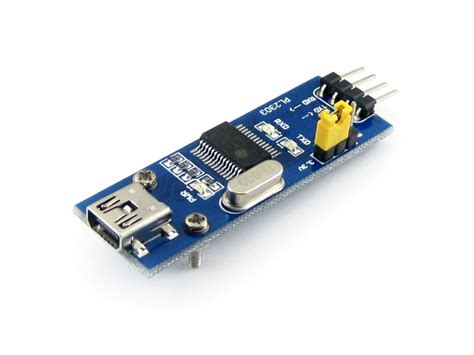 Promo Pl2303 Usb To Ttl Converter Arduino Windows Compatible pl2303 usb uart board mini pl 2303hx pl 2303 usb to rs232 converter serial ttl module supports