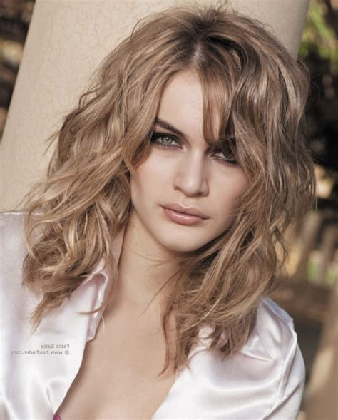 hair cuts for slightly wavy hair haircuts for naturally wavy hair hairstyle ideas magazine