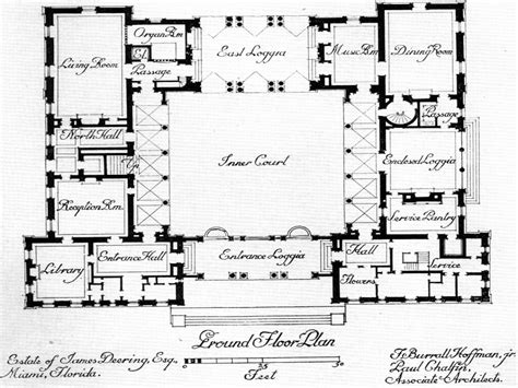 Spanish Ranch House Plans | spanish house plans with courtyard spanish ranch style
