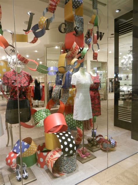 christmas decoration visual louise goodman visual merchandising jigsaw window 2011