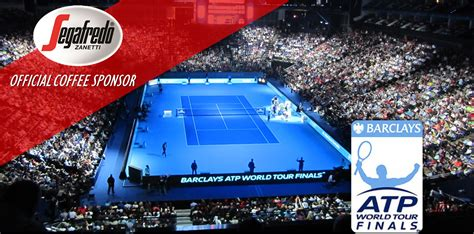 segafredo is official coffee sponsor of atp world tour