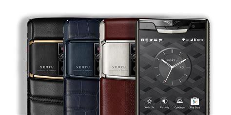 vertu phone cost vertu s new handmade phone costs just 11 000