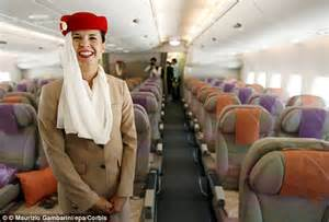 Dubai Airlines Cabin Crew by Emirates Airbus A380 Completes World S Flight