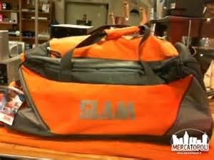 mobili orzinuovi borsone trolley slam arancione in vendita a mercatopoli