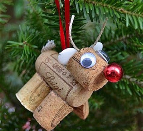 rbol de navidad con tapones de corcho adornos navide 241 os con tapones reciclados blog de hogarmania