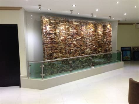 imagenes de muros llorones minimalistas siesol iluminaci 243 n de led s muro llor 243 n