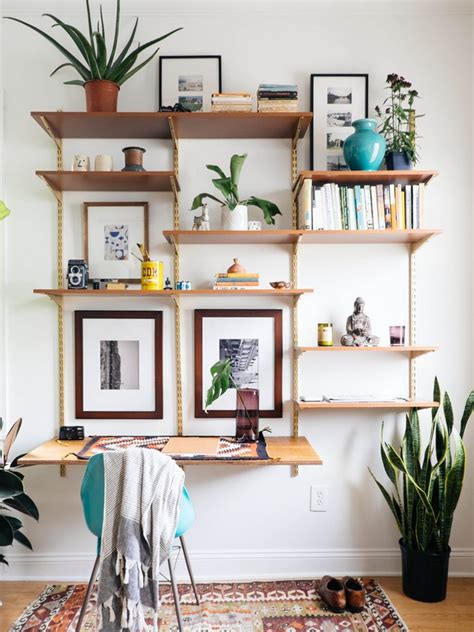 home interior design do it yourself diy ideas the best diy shelves decor10