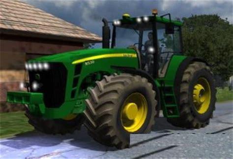 john deere 8530 v5.0 | farming simulator 2017 mods