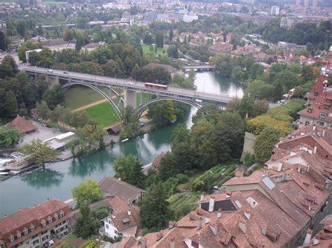 le berne wiki image the river aare in bern switzerland