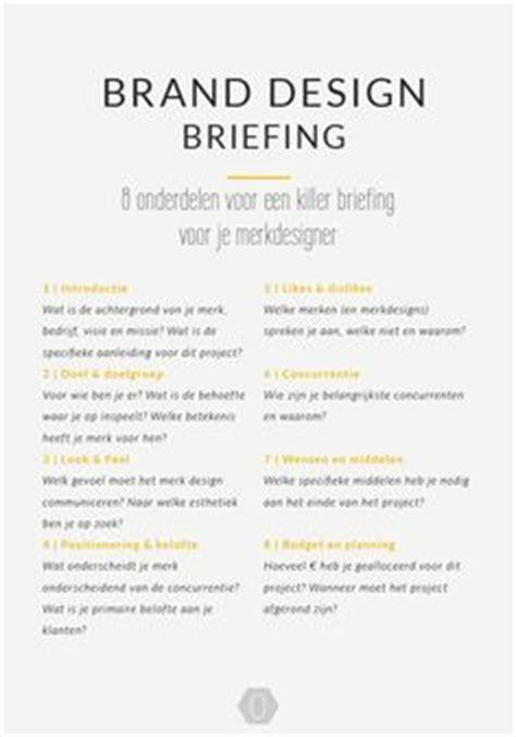design brief branding fashion design brief exle design brief pinterest