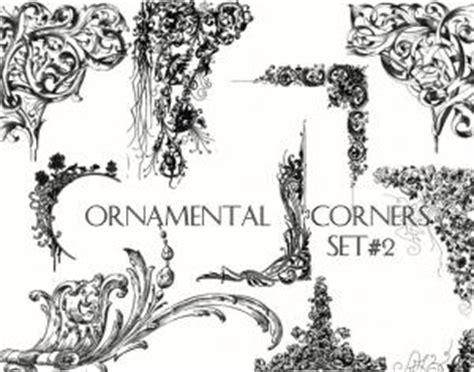 illustrator pattern brush corners free photoshop brushes brushlovers com