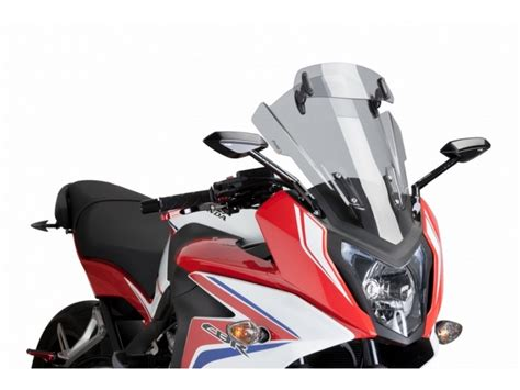 Jaket Touring Jaket Racing Original Honda Bawaan Cbr 150 puig light smoke touring windshield with deflector for