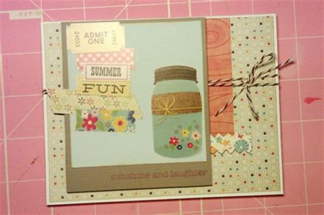 Free Handmade Card Ideas - free card ideas to inspire you to get crafty