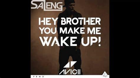 Make Me Up by Hey You Make Me Up Avicii Saleng Mashup