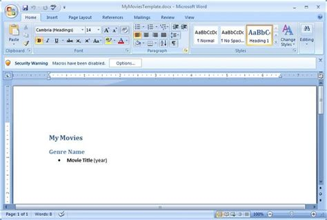 Memo Template On Microsoft Word 2007 How To Use Memo Template In Word 2007 Cover Letter Templates