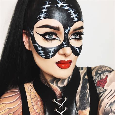 halloween themes for instagram 85 best halloween makeup ideas on instagram in 2017 glamour
