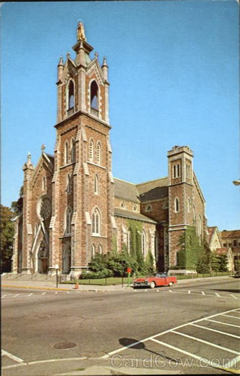 cathedral  immaculate conception burlington vt