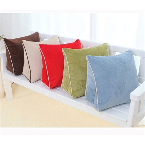Sitting Pillows For Bed by Sit Up Pillow Bed Great Home Decor Relaxed Posture Sit