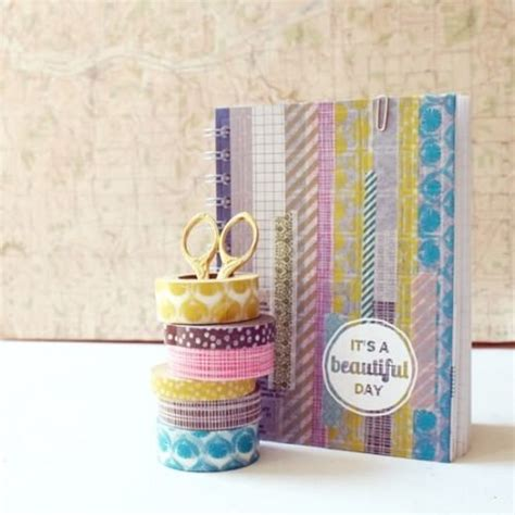 washi craft ideas 19 washi craft ideas tip junkie