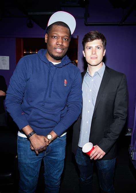 michael che wife colin jost michael che 25 things you don t know about us