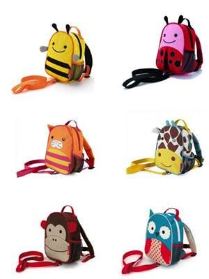 Skiphop Zoo Let Mini Backpack With Rein Bee zoo safety harness mini backpack with rein skiphop zoo safety harness by skip hop travel