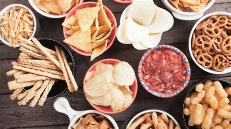 study sheds light   salty snacks   addictive
