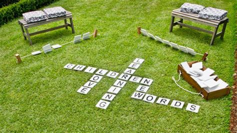 Is Backyard One Or Two Words 15 Diy Outdoor Family To Play This Summer