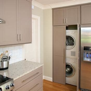 stacked washer dryer cabinet enclosures stacked washer and dryer design decor photos pictures