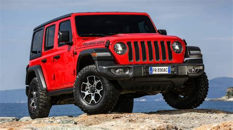 2019 Jeep Unlimited Rubicon by Jeep Details 2019 Wrangler In European Specification