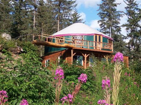 love yurts gorgeous yurt vacation homes hgtv