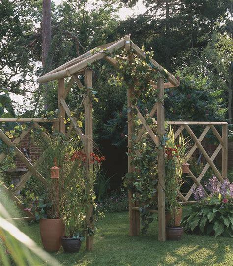 Garden Arch Primrose Forest Arch 163 184 99