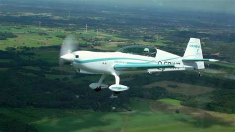 Electric Airplane by Electric Aircraft World Record Electric Motor Makes