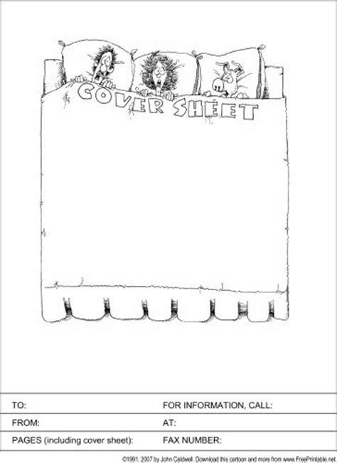 printable standard fax cover sheet stuning printable fax cover sheet