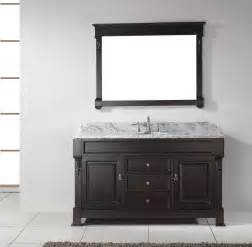 White 60 Inch Vanity Single Sink Decoration Oodispatch Us