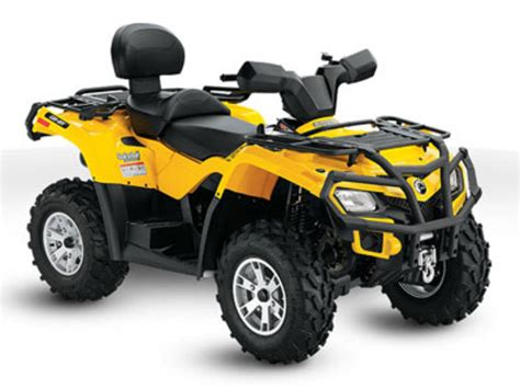 2004 Bombardier Quest Traxter Ds650 Outlander Rally Atv
