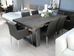 Grey Wood Kitchen Table New Arrival Modena Wood Dining Table In Grey Wash Amodeblog