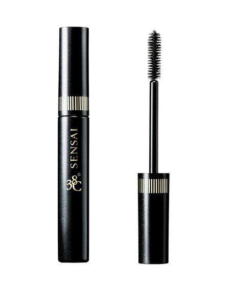 Kanebo 38 Degrees Silk Mascara by Kanebo Sensai Collection Separating Lengthening Mascara