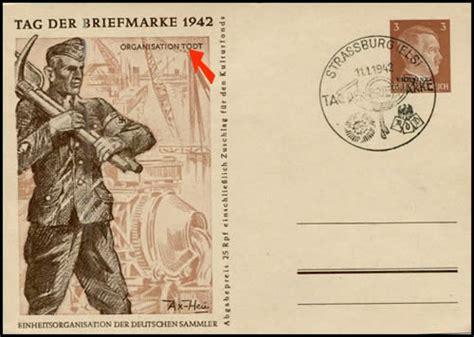 1326073605 l organisation todt en france histoire postale de l 201 tat fran 231 ais p 233 tainiste et de l