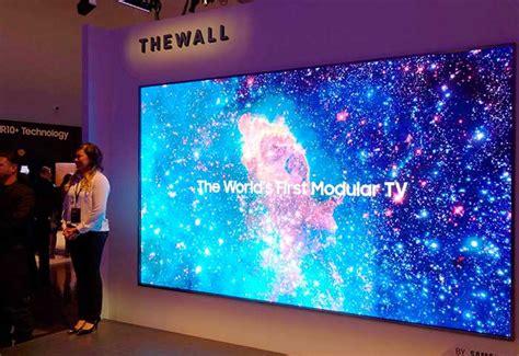 el televisor mas grande del mundo de verdad es gigantesco