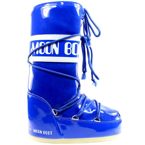 tecnica moon boots womens tecnica moon boot vinyl waterproof winter snow