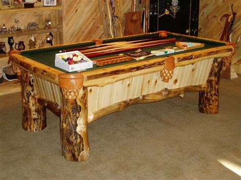 Handmade Pool Table - custom pool tables colorado buys the best quality
