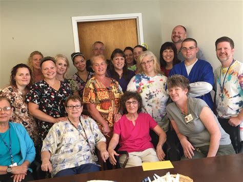 today we said goodbye lifequest nursing center