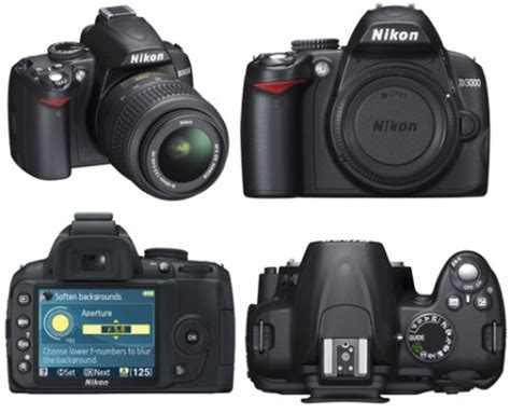 rumors of three upcoming new nikon dslr cameras   ubergizmo